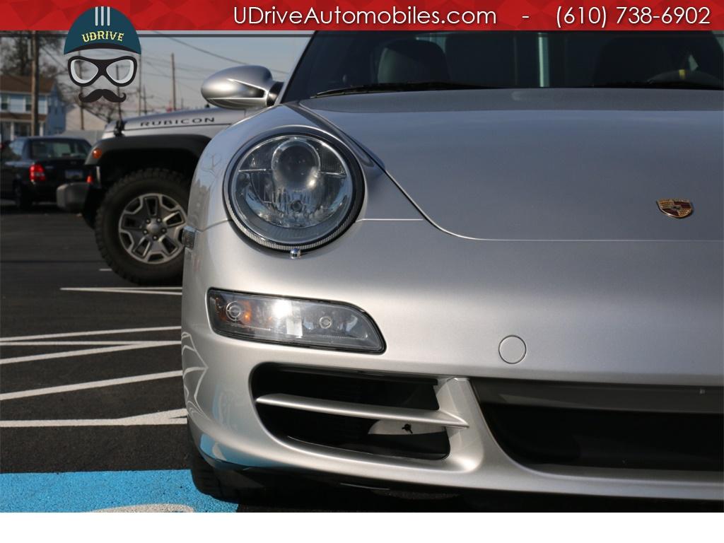 2006 Porsche 911 C4S 6 Speed Tubi Sport Seats Sport Shift Chrono - Photo 6 - West Chester, PA 19382