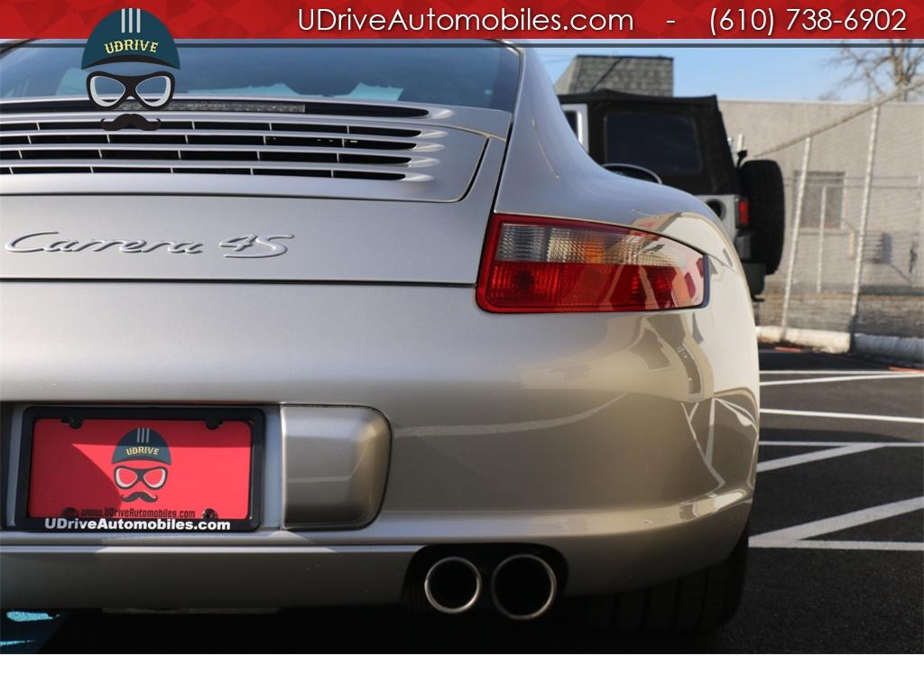 2006 Porsche 911 C4S 6 Speed Tubi Sport Seats Sport Shift Chrono - Photo 12 - West Chester, PA 19382