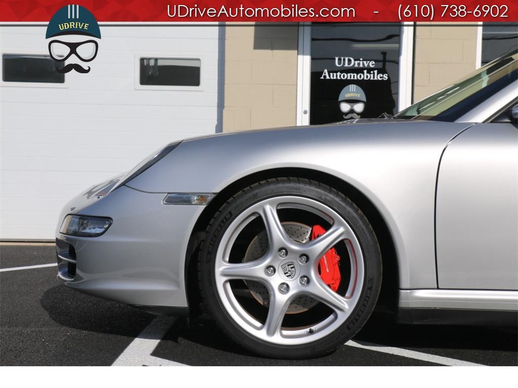 2006 Porsche 911 C4S 6 Speed Tubi Sport Seats Sport Shift Chrono - Photo 2 - West Chester, PA 19382