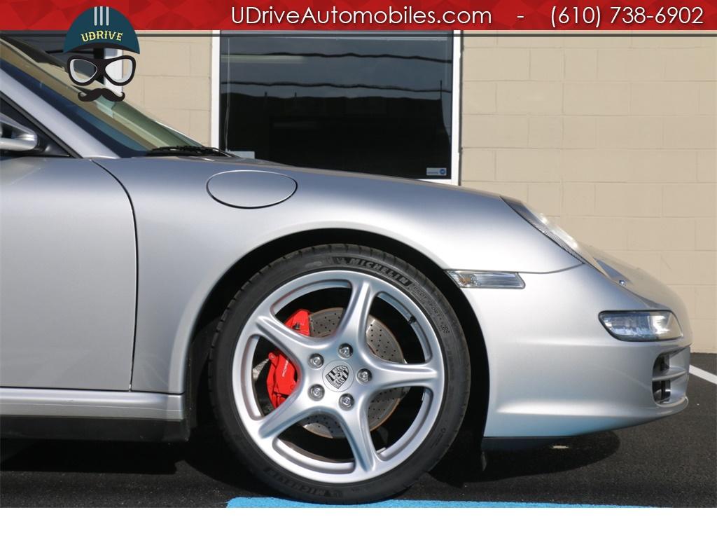 2006 Porsche 911 C4S 6 Speed Tubi Sport Seats Sport Shift Chrono - Photo 7 - West Chester, PA 19382