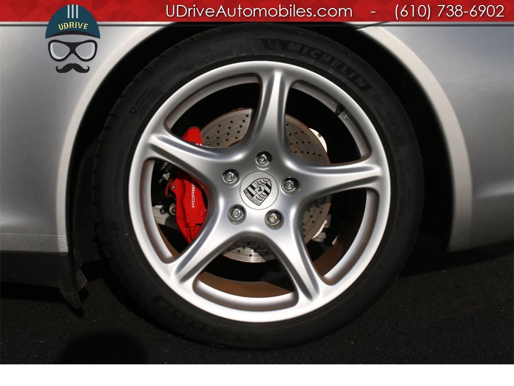 2006 Porsche 911 C4S 6 Speed Tubi Sport Seats Sport Shift Chrono - Photo 30 - West Chester, PA 19382
