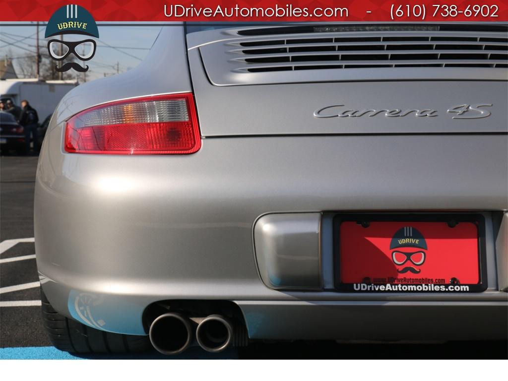 2006 Porsche 911 C4S 6 Speed Tubi Sport Seats Sport Shift Chrono - Photo 14 - West Chester, PA 19382