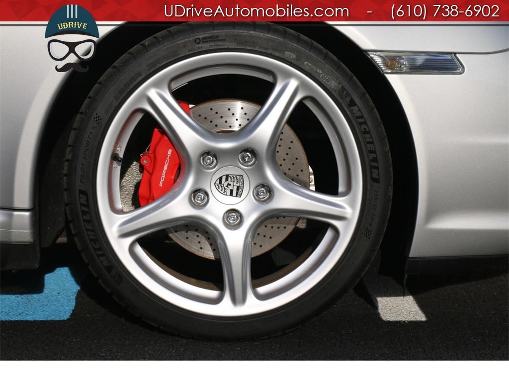 2006 Porsche 911 C4S 6 Speed Tubi Sport Seats Sport Shift Chrono - Photo 28 - West Chester, PA 19382