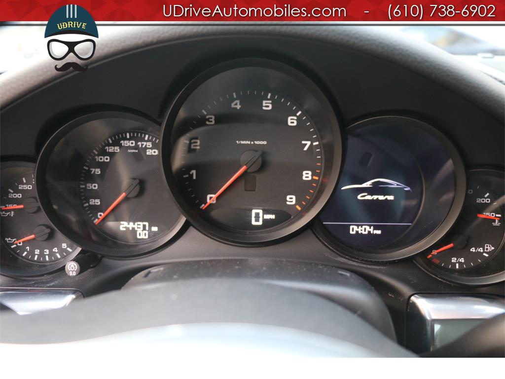 2014 Porsche 911 991 911 7 Speed Manual 20in Whls Htd Vent Sts - Photo 18 - West Chester, PA 19382