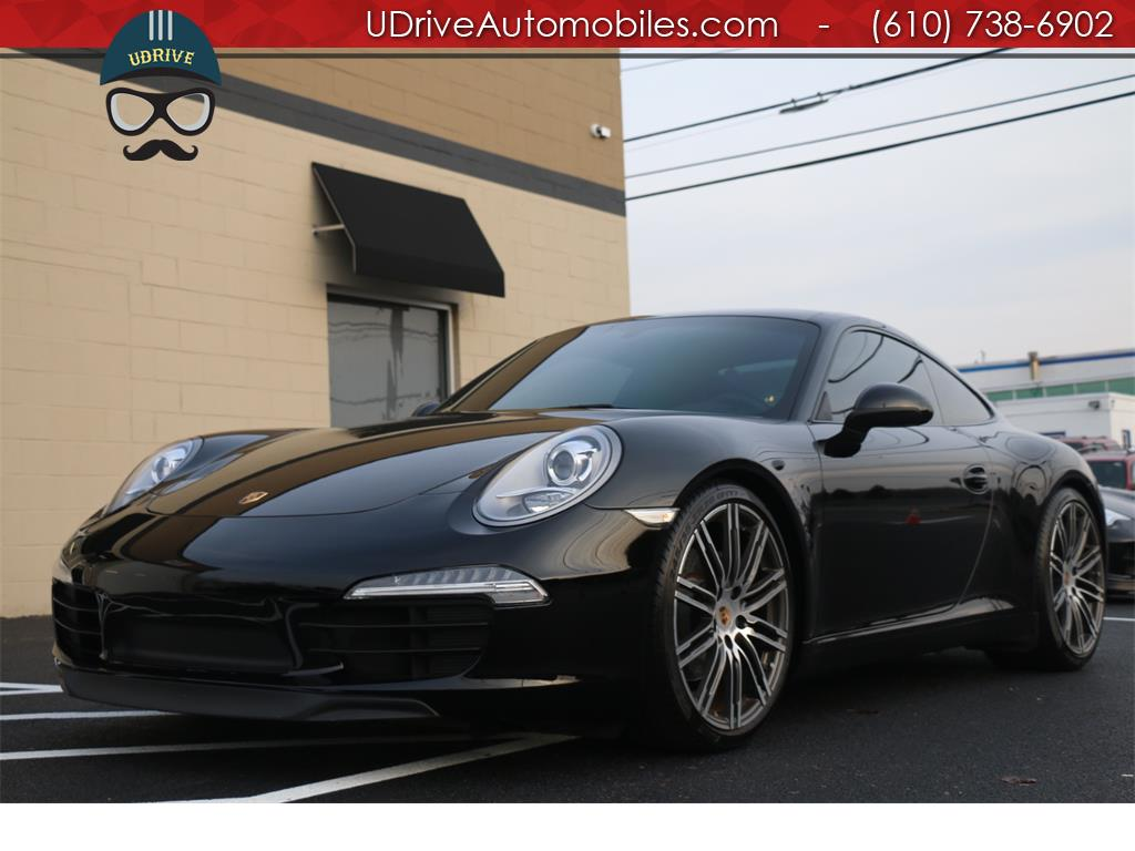 2014 Porsche 911 991 911 7 Speed Manual 20in Whls Htd Vent Sts - Photo 3 - West Chester, PA 19382