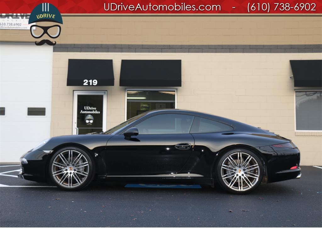 2014 Porsche 911 991 911 7 Speed Manual 20in Whls Htd Vent Sts - Photo 1 - West Chester, PA 19382