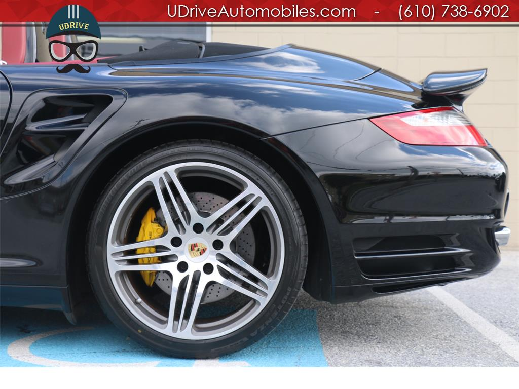 2008 Porsche 911 Turbo Cabriolet 6 Speed Manual 997 - Photo 12 - West Chester, PA 19382