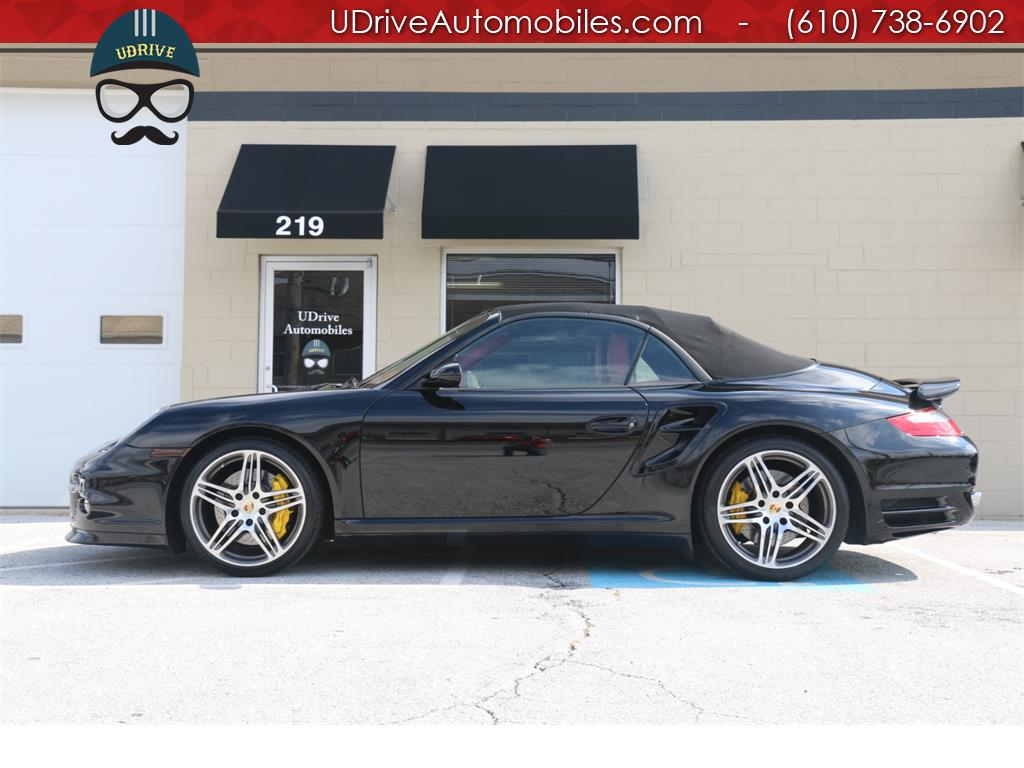 2008 Porsche 911 Turbo Cabriolet 6 Speed Manual 997 - Photo 2 - West Chester, PA 19382