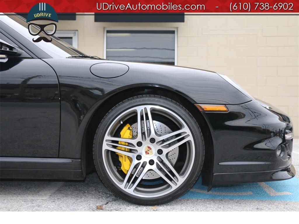 2008 Porsche 911 Turbo Cabriolet 6 Speed Manual 997 - Photo 7 - West Chester, PA 19382
