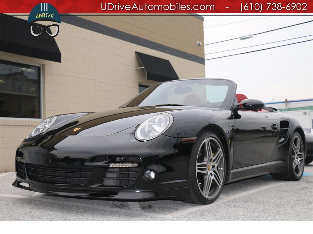 2008 Porsche 911 Turbo Cabriolet 6 Speed Manual 997 - Photo 3 - West Chester, PA 19382
