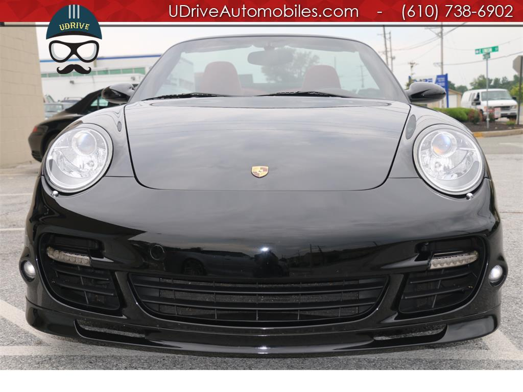 2008 Porsche 911 Turbo Cabriolet 6 Speed Manual 997 - Photo 5 - West Chester, PA 19382