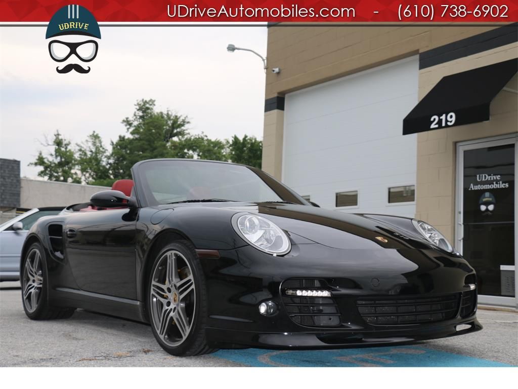 2008 Porsche 911 Turbo Cabriolet 6 Speed Manual 997 - Photo 6 - West Chester, PA 19382