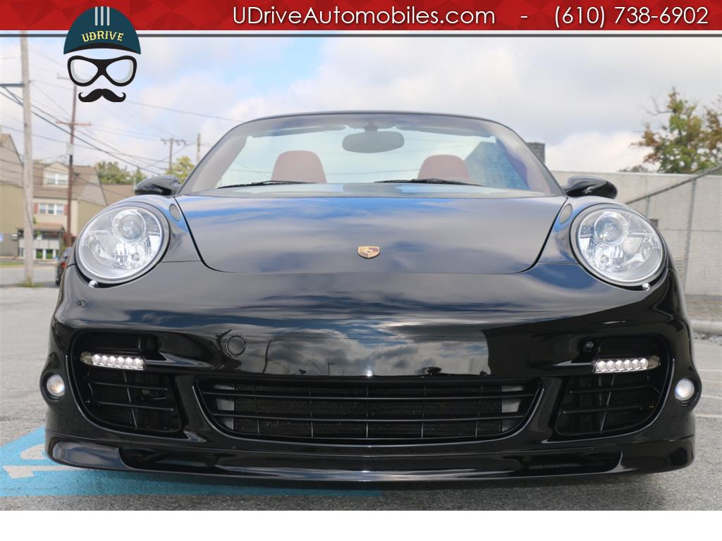 2008 Porsche 911 Turbo Cabriolet 6 Speed Manual 997 - Photo 4 - West Chester, PA 19382