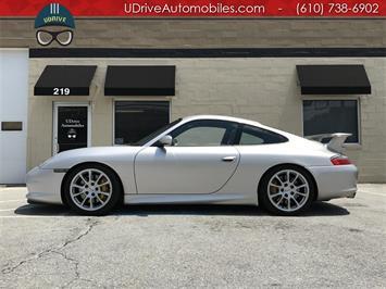 2004 Porsche 911 GT3 Coupe
