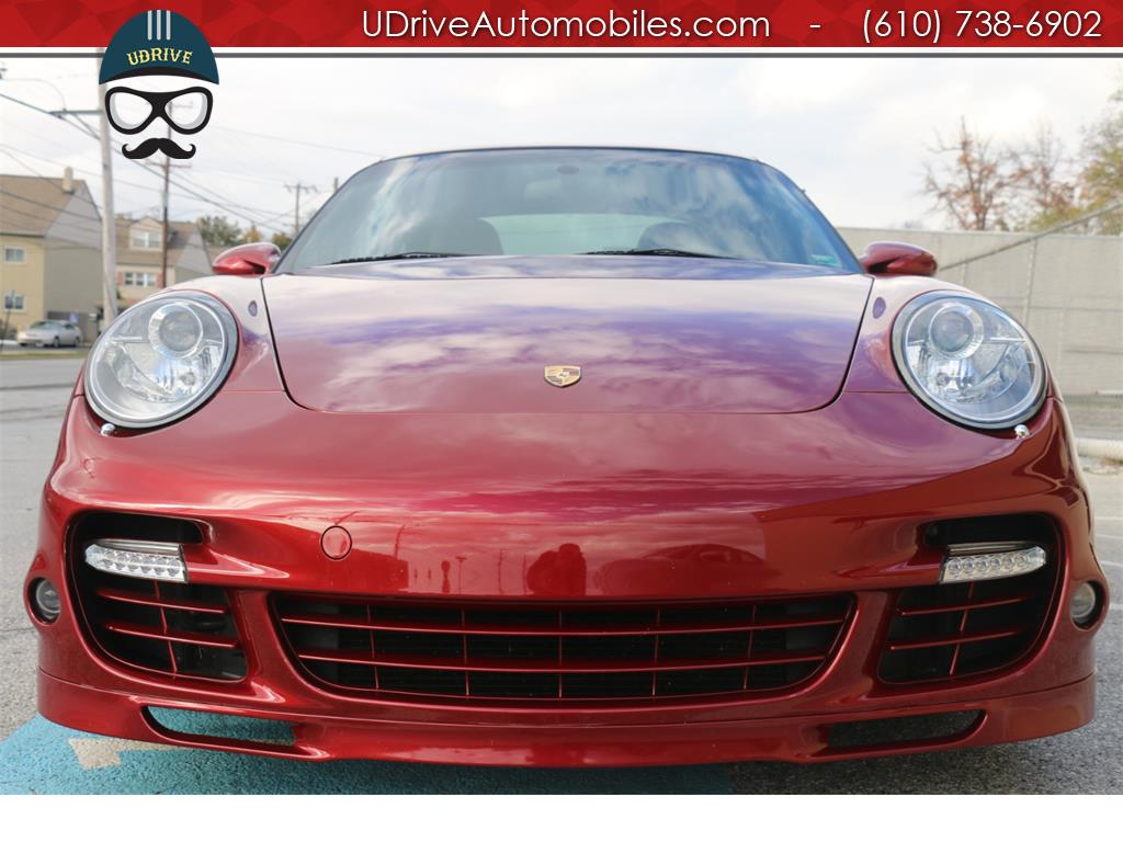 2008 Porsche 911 6 Speed Manual Turbo Coupe Rare Color $149k MSRP - Photo 5 - West Chester, PA 19382