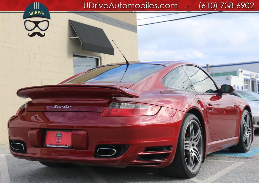 2008 Porsche 911 6 Speed Manual Turbo Coupe Rare Color $149k MSRP - Photo 11 - West Chester, PA 19382