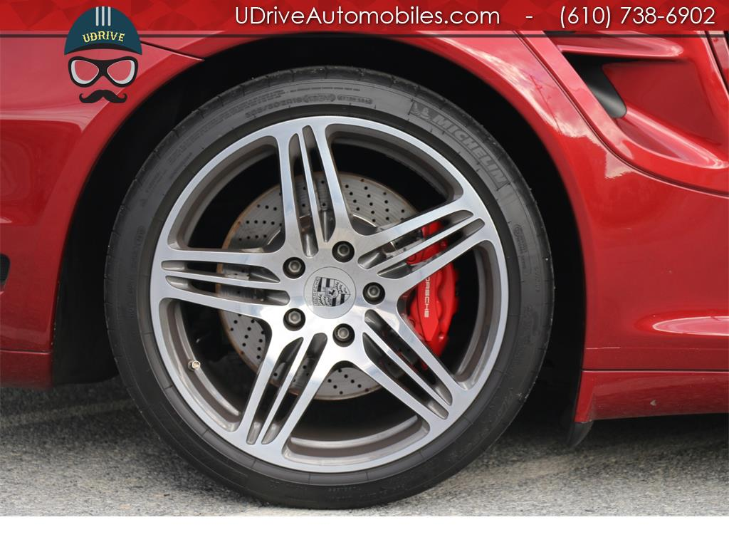 2008 Porsche 911 6 Speed Manual Turbo Coupe Rare Color $149k MSRP - Photo 35 - West Chester, PA 19382