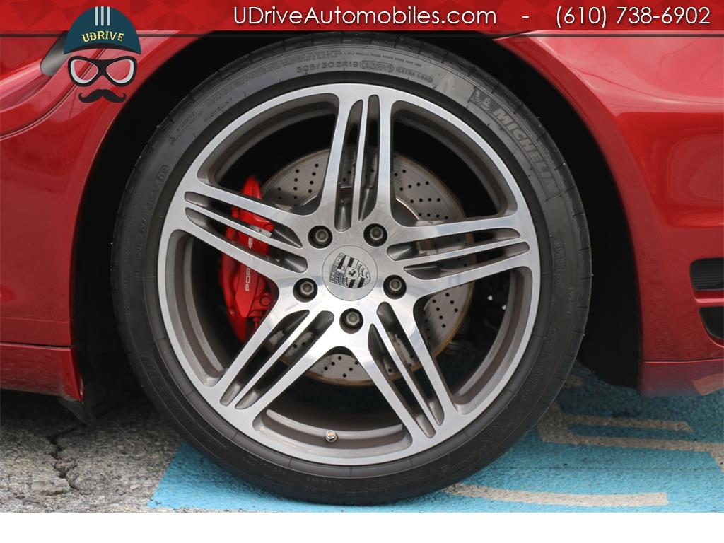 2008 Porsche 911 6 Speed Manual Turbo Coupe Rare Color $149k MSRP - Photo 32 - West Chester, PA 19382