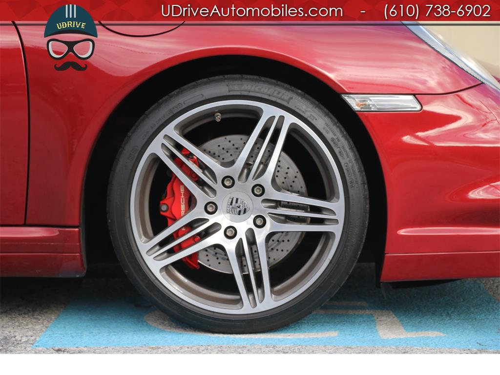 2008 Porsche 911 6 Speed Manual Turbo Coupe Rare Color $149k MSRP - Photo 34 - West Chester, PA 19382