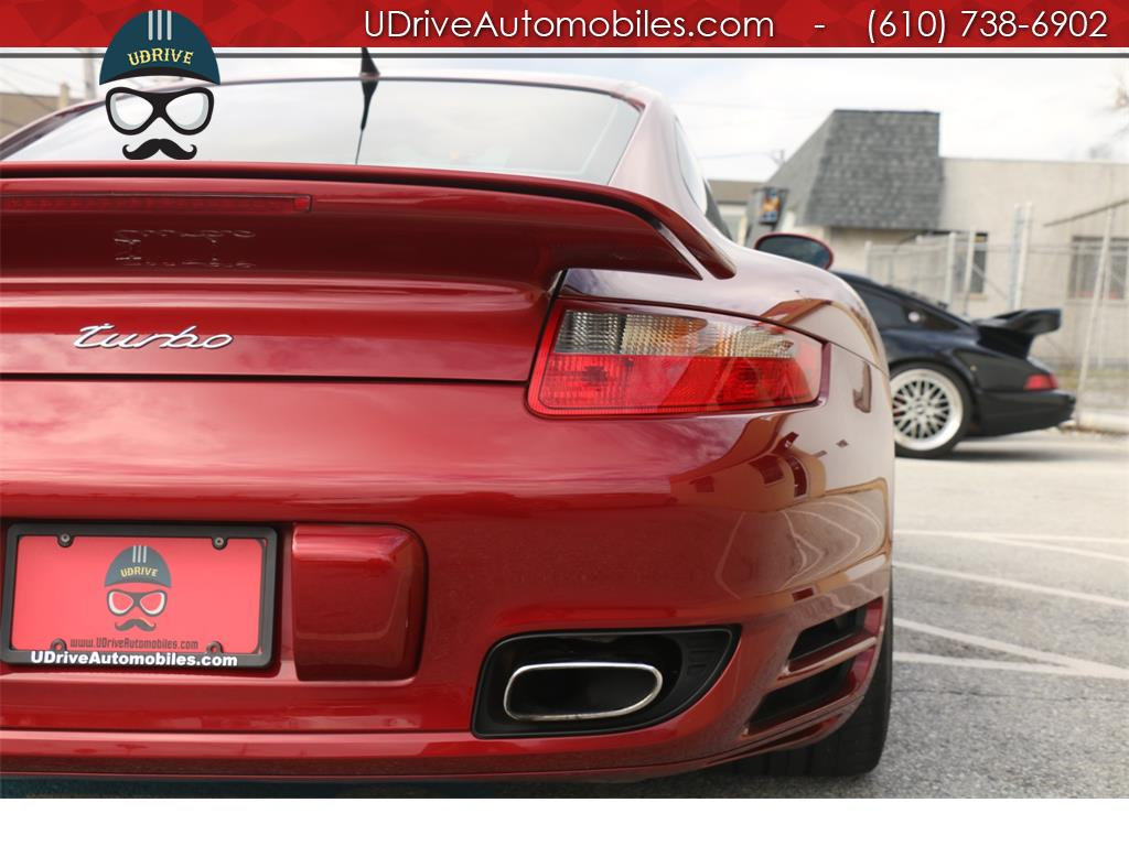 2008 Porsche 911 6 Speed Manual Turbo Coupe Rare Color $149k MSRP - Photo 12 - West Chester, PA 19382