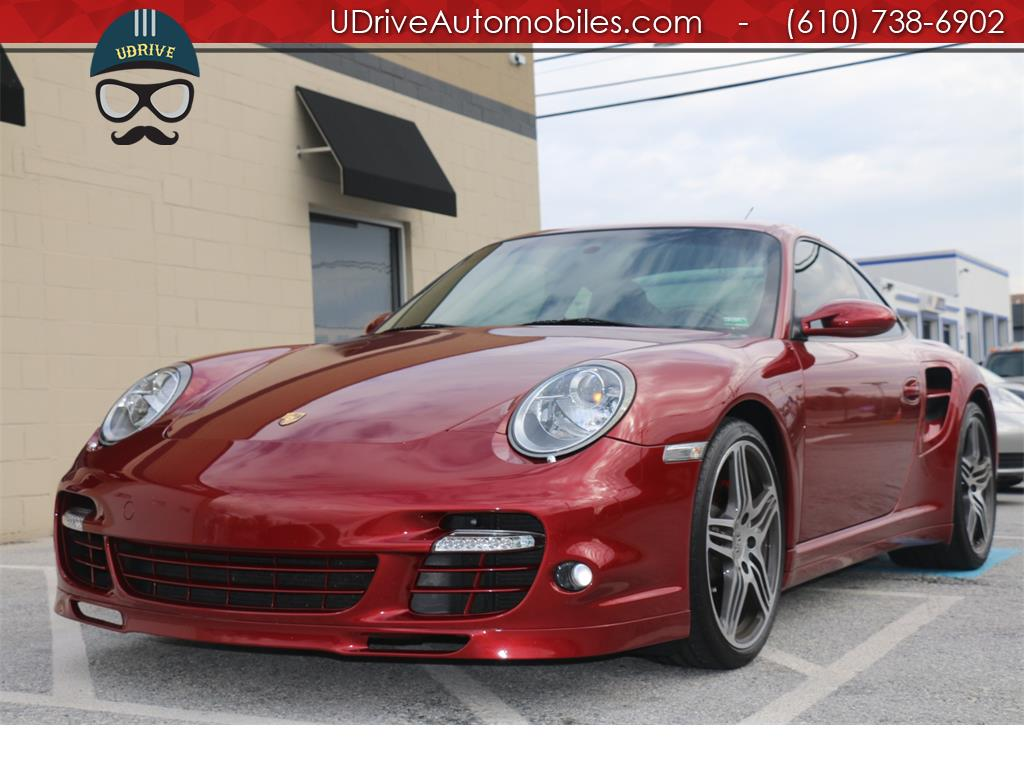2008 Porsche 911 6 Speed Manual Turbo Coupe Rare Color $149k MSRP - Photo 3 - West Chester, PA 19382