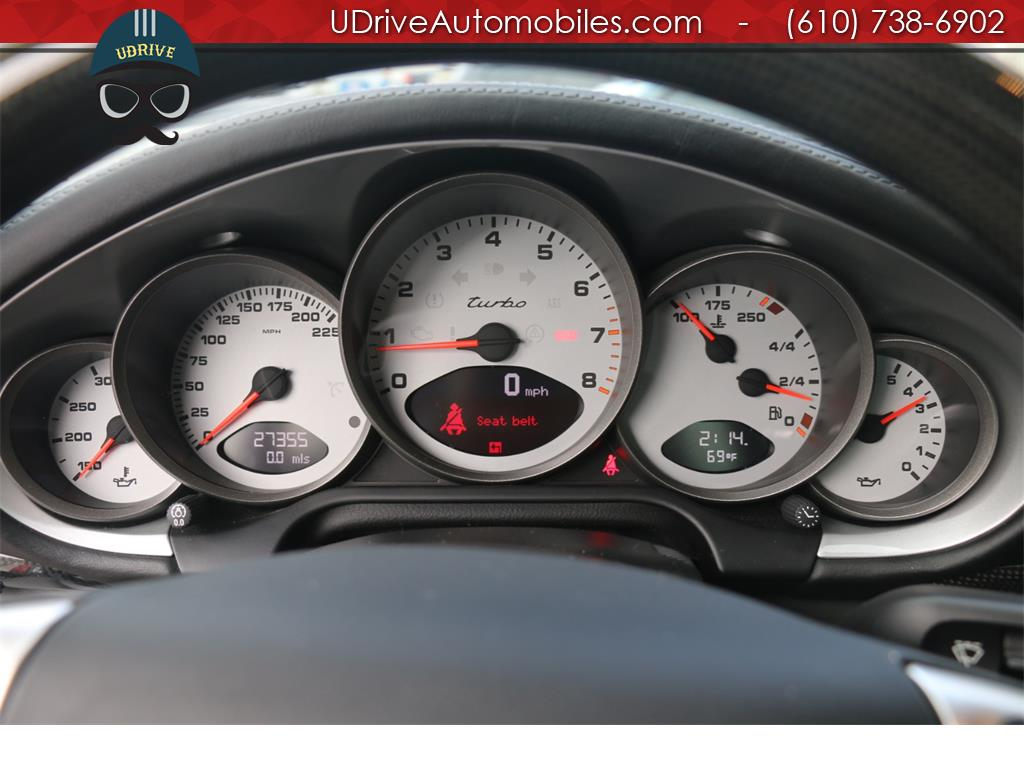 2008 Porsche 911 6 Speed Manual Turbo Coupe Rare Color $149k MSRP - Photo 22 - West Chester, PA 19382