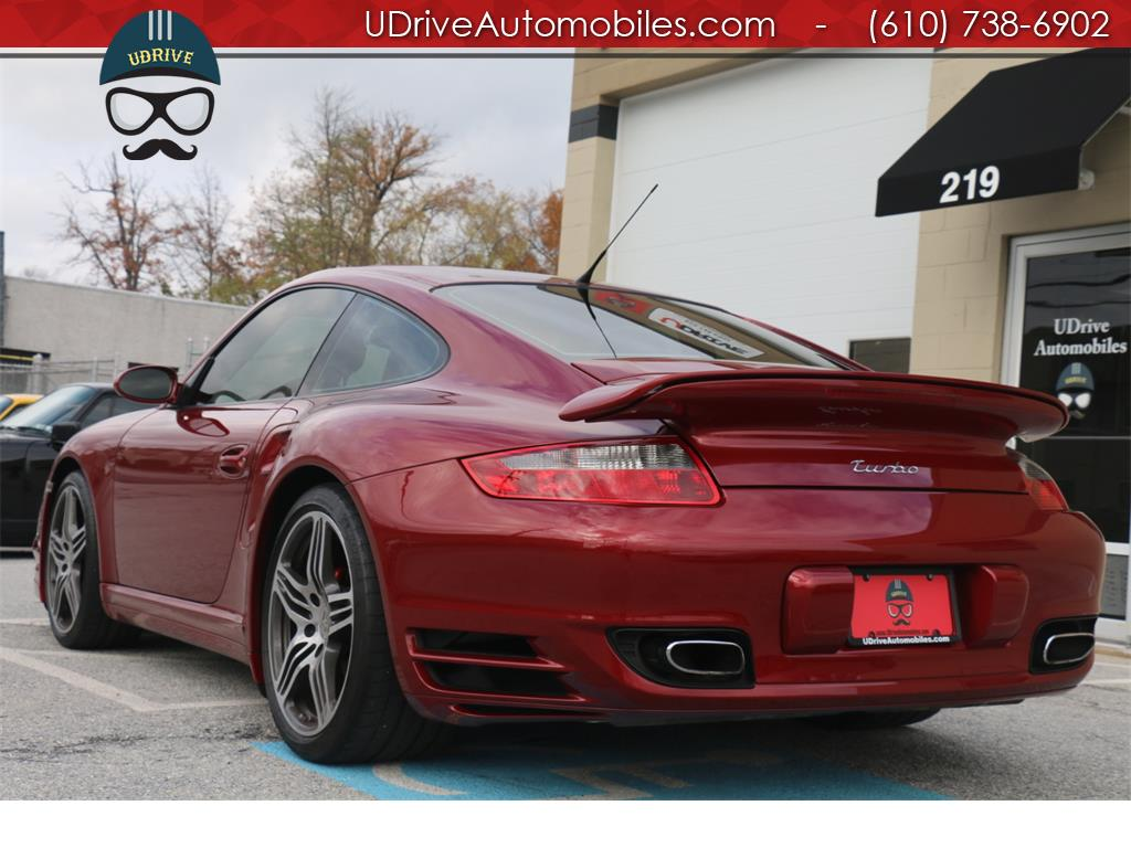 2008 Porsche 911 6 Speed Manual Turbo Coupe Rare Color $149k MSRP - Photo 15 - West Chester, PA 19382