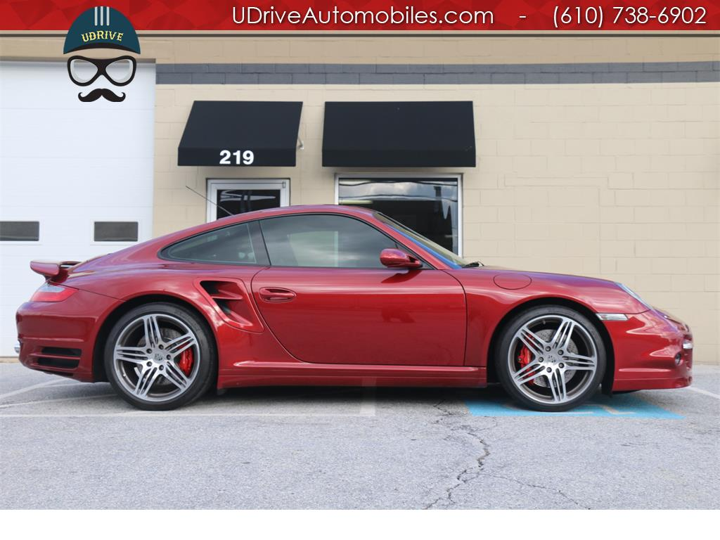2008 Porsche 911 6 Speed Manual Turbo Coupe Rare Color $149k MSRP - Photo 9 - West Chester, PA 19382