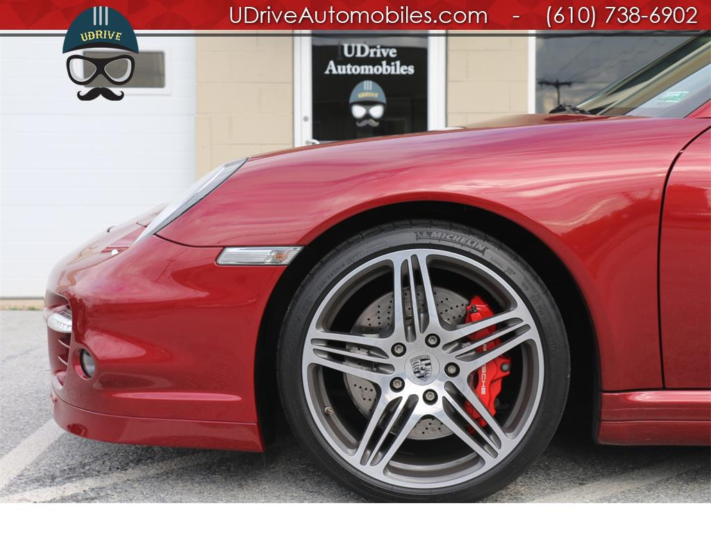 2008 Porsche 911 6 Speed Manual Turbo Coupe Rare Color $149k MSRP - Photo 2 - West Chester, PA 19382