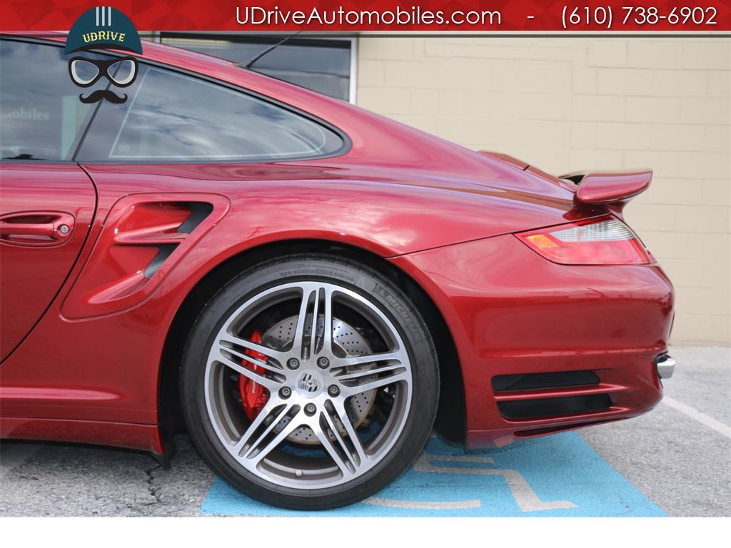2008 Porsche 911 6 Speed Manual Turbo Coupe Rare Color $149k MSRP - Photo 16 - West Chester, PA 19382