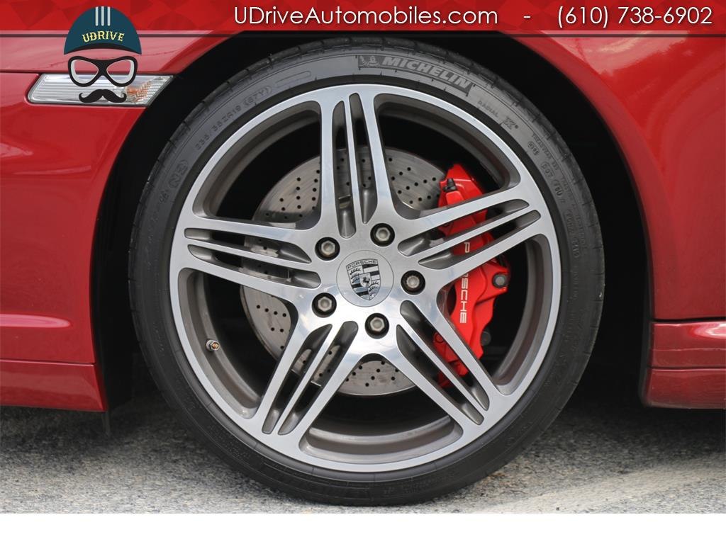 2008 Porsche 911 6 Speed Manual Turbo Coupe Rare Color $149k MSRP - Photo 33 - West Chester, PA 19382