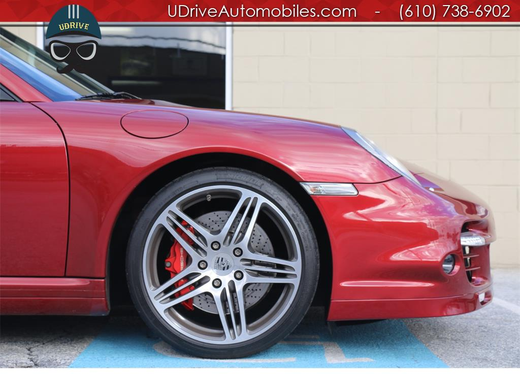 2008 Porsche 911 6 Speed Manual Turbo Coupe Rare Color $149k MSRP - Photo 8 - West Chester, PA 19382