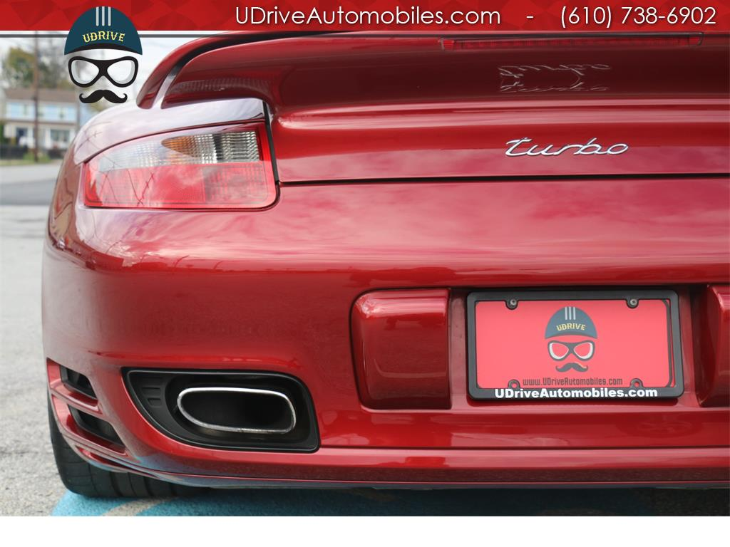 2008 Porsche 911 6 Speed Manual Turbo Coupe Rare Color $149k MSRP - Photo 14 - West Chester, PA 19382