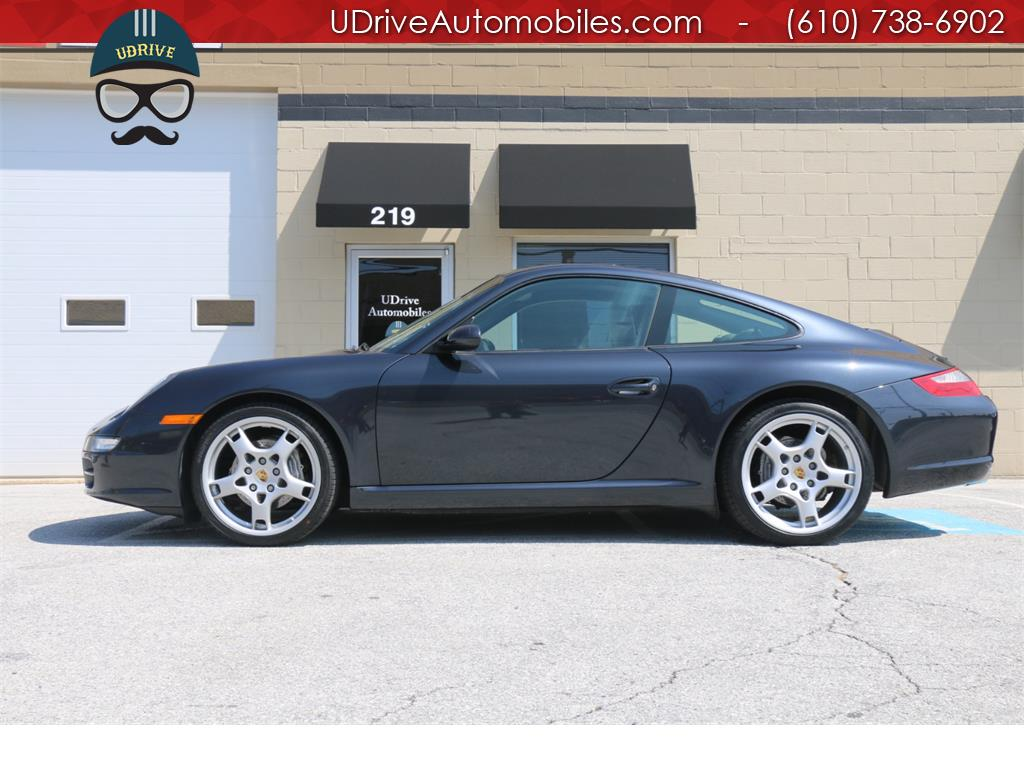 2007 Porsche 911 Carrera Coupe 6 Speed - Photo 1 - West Chester, PA 19382