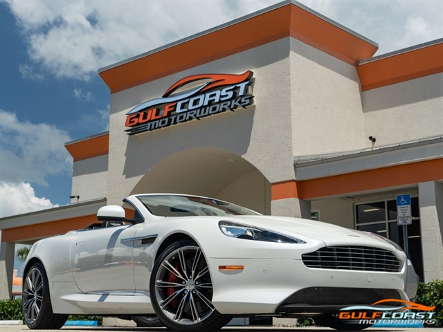 2012 Aston Martin Virage Volante For Sale In Fl Stock H14111 18