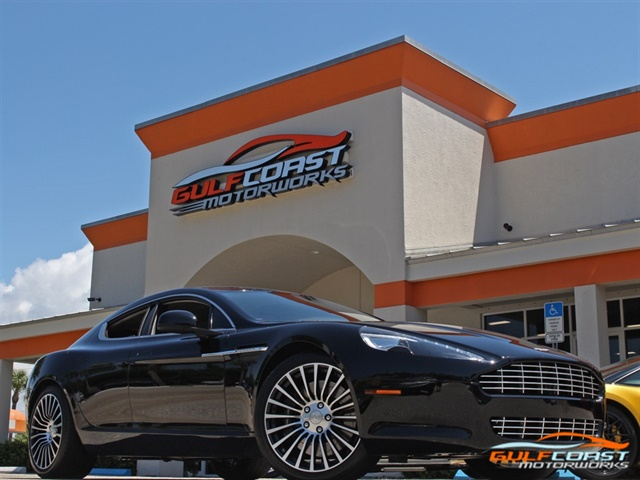 2012 Aston Martin Rapide - Photo 1 - Bonita Springs, FL 34134
