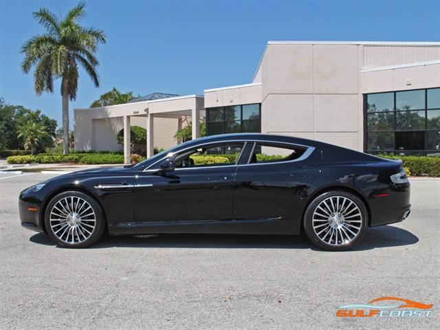2012 Aston Martin Rapide - Photo 4 - Bonita Springs, FL 34134