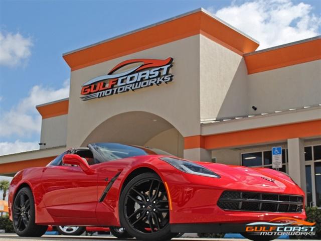 2018 Chevrolet Corvette Stingray - Photo 1 - Bonita Springs, FL 34134