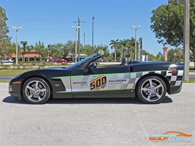 2008 Chevrolet Corvette Official Pace Car - Photo 4 - Bonita Springs, FL 34134