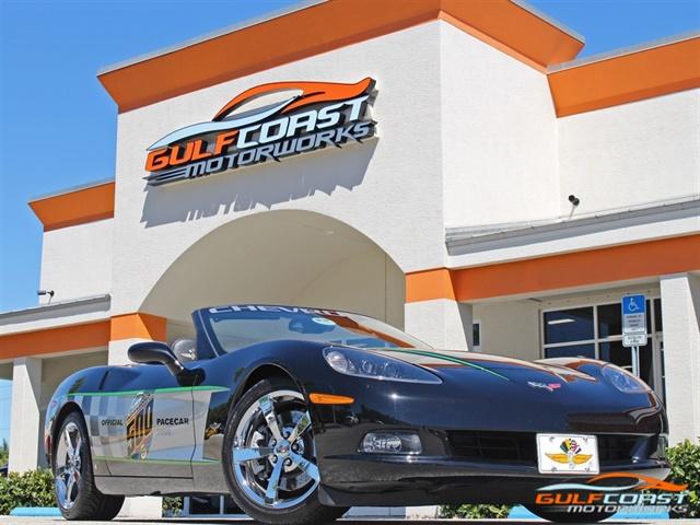2008 Chevrolet Corvette Official Pace Car - Photo 1 - Bonita Springs, FL 34134
