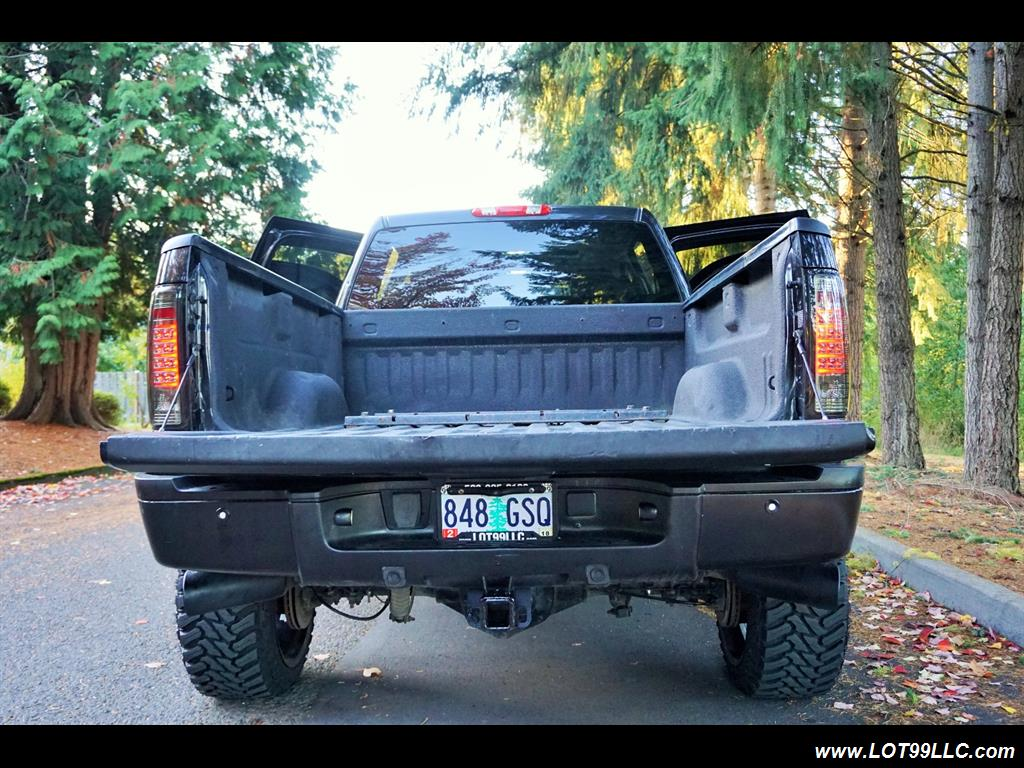 2009 Chevrolet Silverado 2500 4X4 LTZ Lifted Tuned & Deleted 22S - Photo 33 - Milwaukie, OR 97267