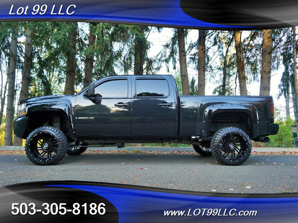 2009 Chevrolet Silverado 2500 4X4 LTZ Lifted Tuned & Deleted 22S - Photo 1 - Milwaukie, OR 97267