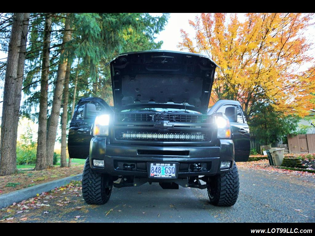 2009 Chevrolet Silverado 2500 4X4 LTZ Lifted Tuned & Deleted 22S - Photo 31 - Milwaukie, OR 97267