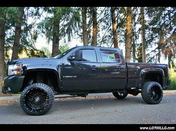 2009 Chevrolet Silverado 2500 4X4 LTZ Lifted Tuned & Deleted 22S Truck