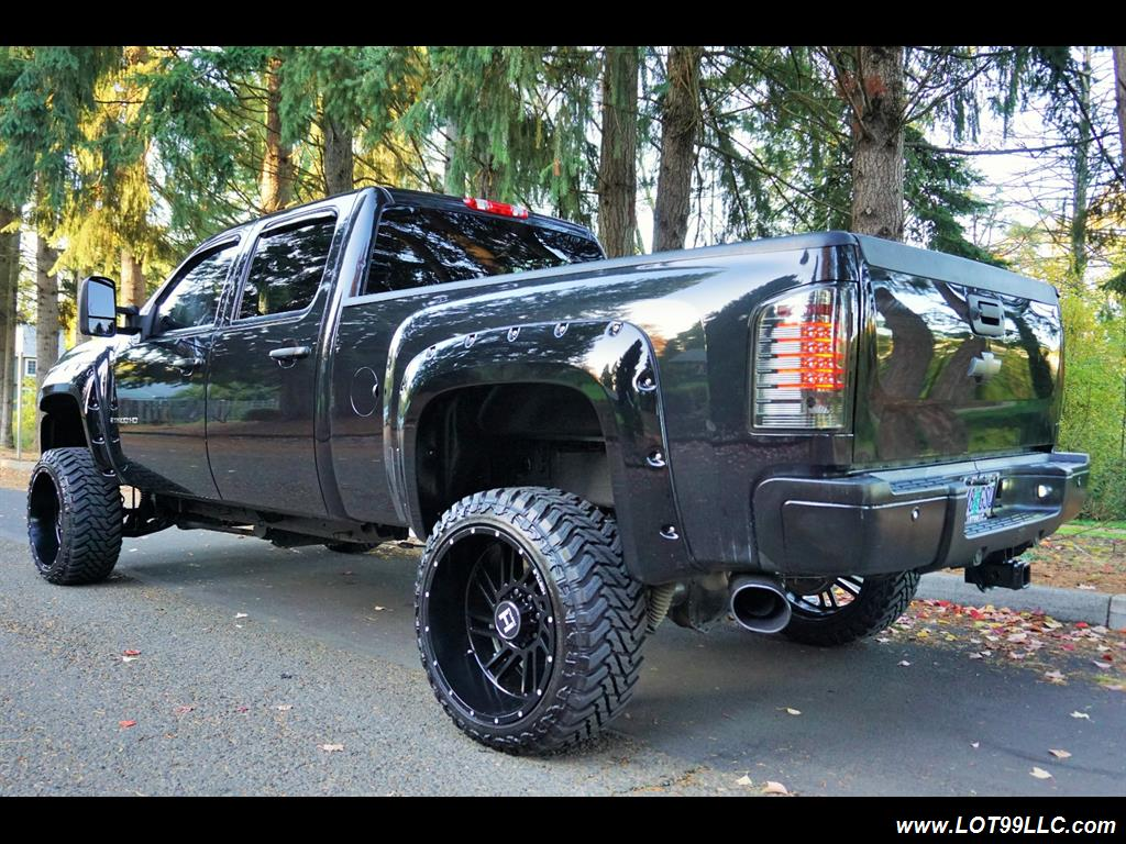 2009 Chevrolet Silverado 2500 4X4 LTZ Lifted Tuned & Deleted 22S - Photo 8 - Milwaukie, OR 97267