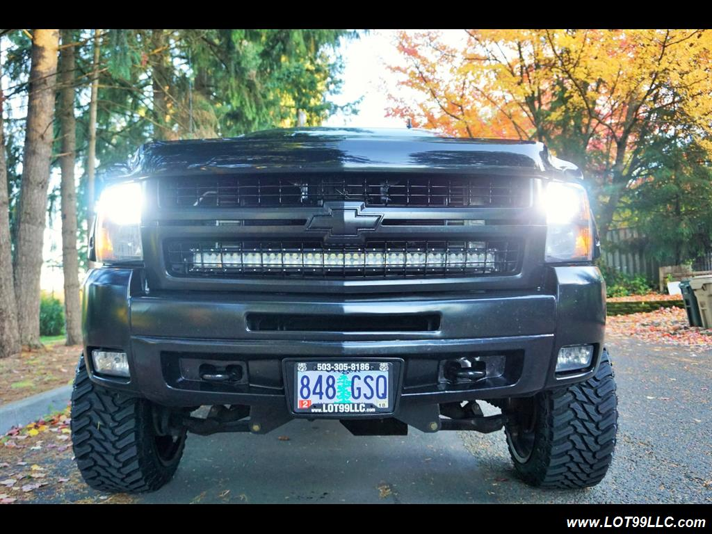2009 Chevrolet Silverado 2500 4X4 LTZ Lifted Tuned & Deleted 22S - Photo 3 - Milwaukie, OR 97267