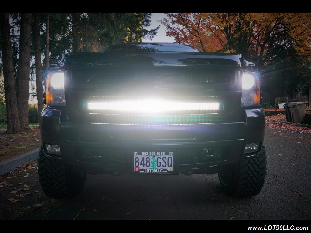 2009 Chevrolet Silverado 2500 4X4 LTZ Lifted Tuned & Deleted 22S - Photo 22 - Milwaukie, OR 97267