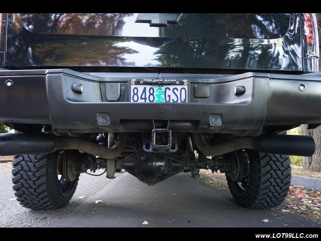 2009 Chevrolet Silverado 2500 4X4 LTZ Lifted Tuned & Deleted 22S - Photo 42 - Milwaukie, OR 97267