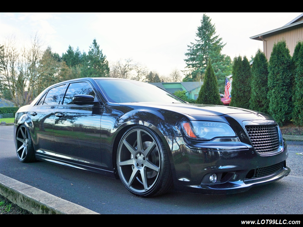 2014 Chrysler 300 Series SRT8 470 HP Loaded Panoramic Roof. - Photo 4 - Milwaukie, OR 97267