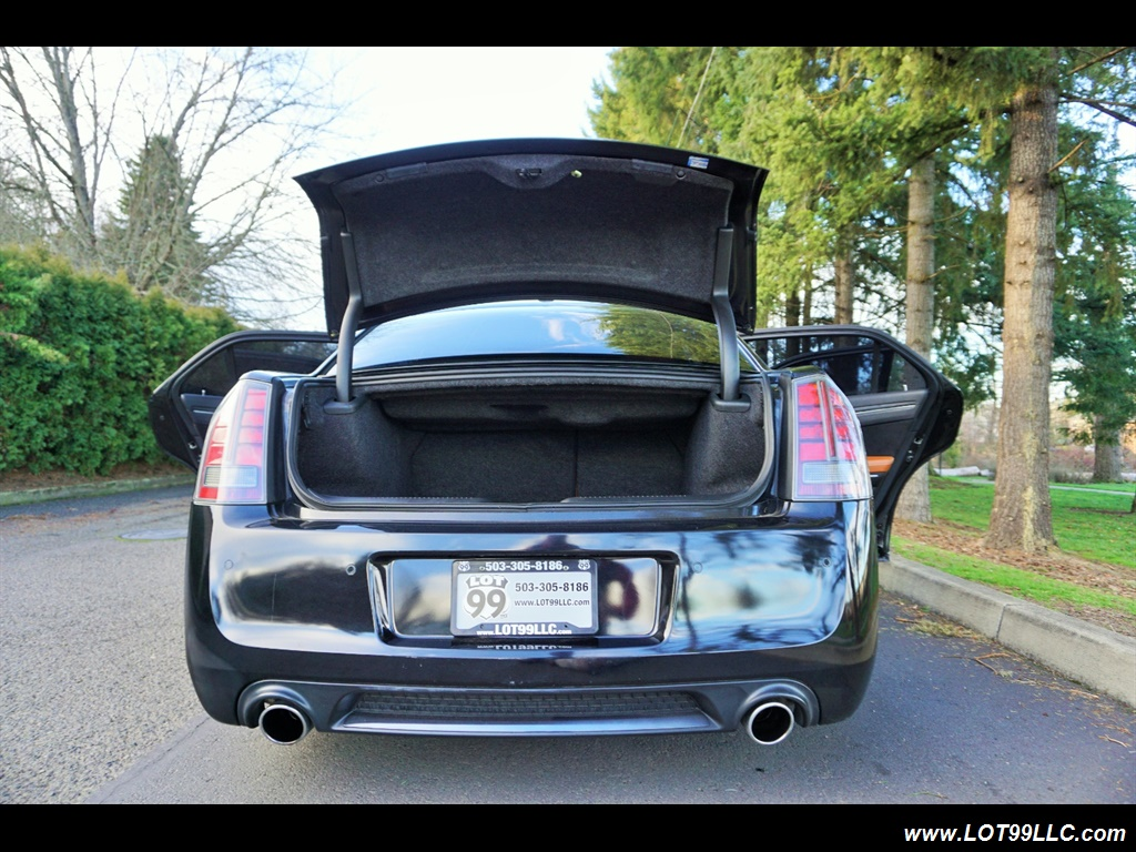 2014 Chrysler 300 Series SRT8 470 HP Loaded Panoramic Roof. - Photo 42 - Milwaukie, OR 97267